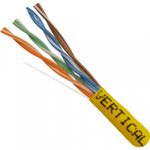 Vertical Cable 1000-Foot Category 5e 350MHz UTP Cable