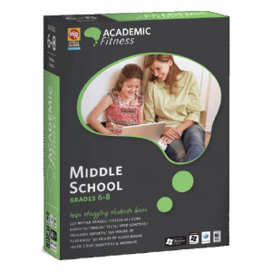 Academic Fitness Middle School v2.0 for Grades 6-8