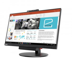 Lenovo ThinkCentre TIO 23.8-inch, AIT, 1080p, Touchscreen Monitor