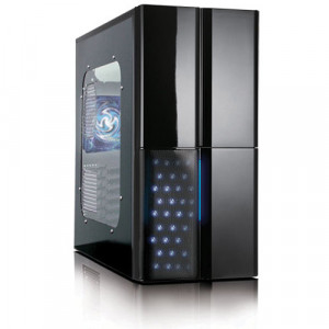 Prudent Way PWI-MT620-W Professional Plus Computer ATX Mid-Tower Case
