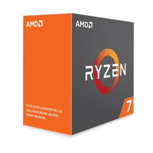 AMD YD170XBCAEWOF Ryzen 7 1700X 3.4GHz Socket AM4 8-Core 14nm Processor
