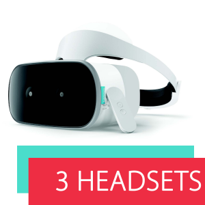 Lenovo VR Classroom 3 Headset VR Kit - 30 Month Warranty