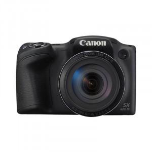 Canon 1068C001 PowerShot SX420 IS 20 Megapixel Black Compact Camera