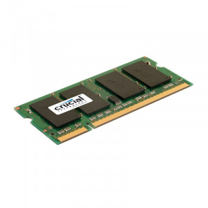 Crucial CT51264AC800 4GB 200-Pin DDR2 Laptop Memory