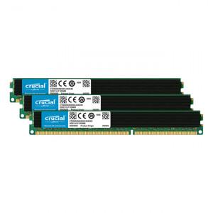 Crucial CT3K8G3ERVLD8160B 24GB DDR3 Desktop Memory
