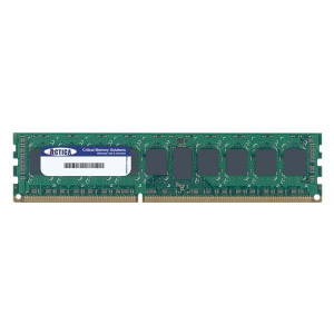 Actica ACT1GDR72R8F400S 1GB DDR-400MHz(PC3200) 184-Pin Server Memory