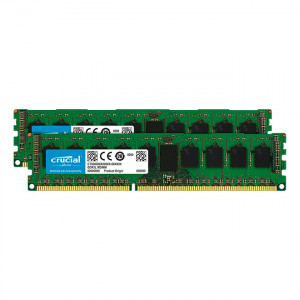 Crucial CT2KIT51272BD160BJ 8GB DDR3 Desktop Memory