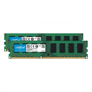 Crucial CT2KIT51272BA186DJ 8GB DDR3 Desktop Memory
