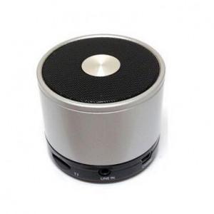 Logisys SP603SB Silver Bluetooth Speaker