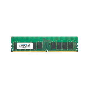 Crucial CT16G4RFD424A 16GB 288-Pin RDIMM DDR4 2400 (PC4-19200) Server Memory