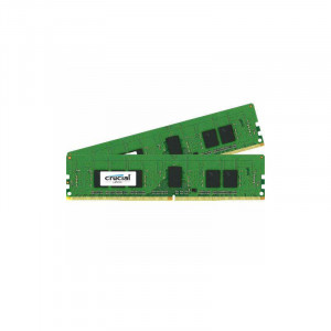 Crucial CT2K4G4RFS824A 8GB (2 x 4GB) 288-Pin RDIMM DDR4 2400 (PC4-19200) Server Memory