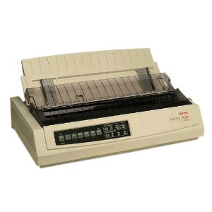 Okidata MICROLINE 391 Turbo Parallel/USB Impact/Dot Matrix Printer 62412001