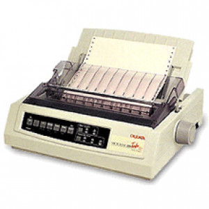 Okidata MICROLINE 320 Turbo DEC ANSI Impact/Dot Matrix Printer 62412901