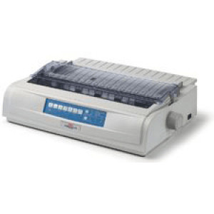 Okidata MICROLINE 491 Parallel/USB Impact/Dot Matrix Printer 62419001