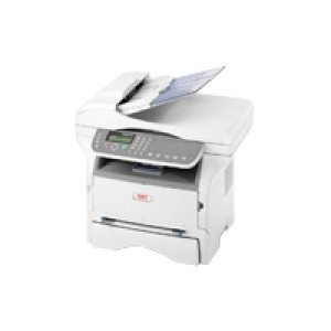 OKI-Data MB280 MFP 62431801 Monochrome Laser Multifunction Printer