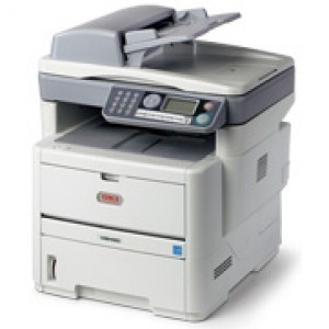 OKI-Data MB460 MFP 62433101 Multifunction Monochrome LED Printer