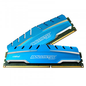 Ballistix Sport 8GB Kit 2 x 4GB DDR3-1866 PC3-14900 UDIMM BLS2K4G3D18ADS3
