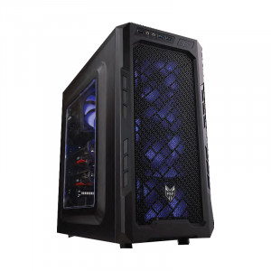 FSP CMT210 ATX Mid Tower Case