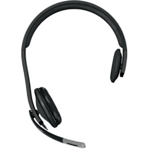 Microsoft LifeChat LX-4000 Over-the-head Mono Headset for Business