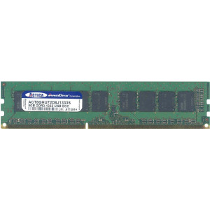 Actica ACT8GHU72D8J1333S 8GB DDR3 1333MHz 240-Pin Server Memory