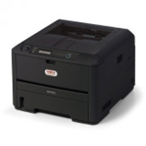 OKI B420dn Black Digital Monochrome Laser Printer 91642903