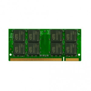 Mushkin Essentials 512MB PC133 133MHz SDRAM SODIMM Laptop Memory