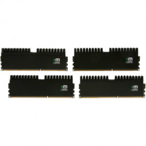 Mushkin Blackline 32GB (4x8GB) 240-Pin DDR3 1600MHz (PC3-12800) Quad Channel Kit Desktop Memory 994112