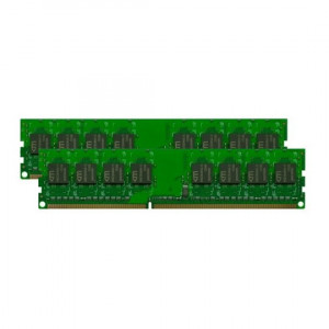 Mushkin Essentials 2GB (2x1GB) DDR3 PC3-8500 1066MHz Dual Channel Desktop Memory