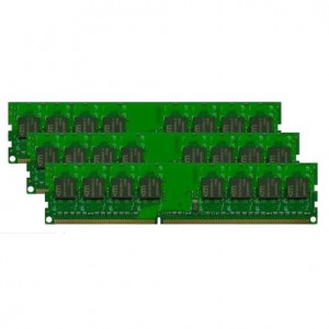 Mushkin Essentials 6GB (3x2GB) DDR3 PC3-8500 1066MHz Triple Channel Desktop Memory
