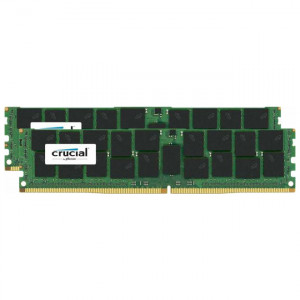 Crucial CT2K64G4LFQ424A 128GB (2 x 64GB) 288-Pin LRDIMM DDR4 2400MHz PC4-19200 Server Memory