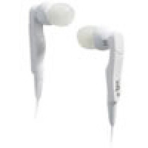 Cyber Acoustics Stereo Earphones, Earbud Style, In-line Volume Control, Model: ACM-2900.  [UPC: 646422101255]