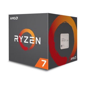 AMD YD1700BBAEBOX Ryzen 7 1700 3.0GHz Socket AM4 8-Core 14nm Processor