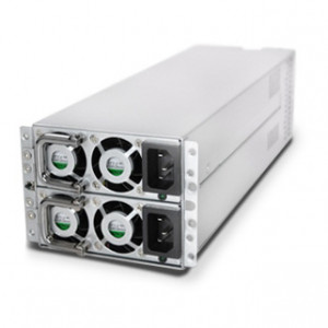 Athena Power 700W 2U EPS 12V Mini Redundant Server Power Supply AP-RRU2ATX70