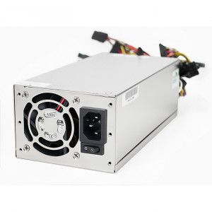 Athena Power AP-U2ATX60FEP8 600W 2U Server Power Supply