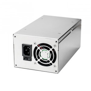 Athena Power AP-U3ATX60FEP8 600W 3U Server Power Supply