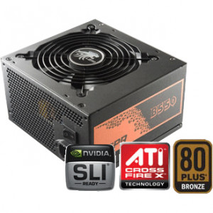 LEPA B Series 550W ATX 12V Computer Power Supply B550-SA