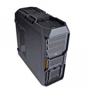 Black In Win SECC Steel ATX Mid Tower Computer Case BUC-101