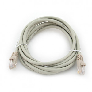 14-Foot Category 6 550MHz Network Patch Cord / Cable with Moldboot