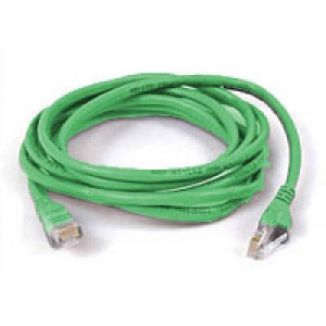 5-Foot Category 6 550MHz Network Patch Cord / Cable with Moldboot