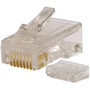 Cat 6 RJ45 Modular Plug / Connector for Network Cable, OEM