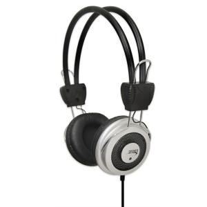 Syba CL-AUD63037 Spyker Over-the-Head On-Ear Stereo Music Headphones