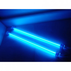 12in Blue Color Dual Cold Cathode Kit