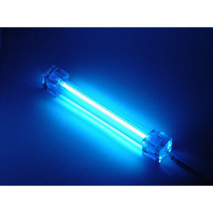 Logisys 4in Blue Cold Cathode Light Kit