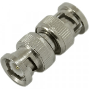 BNC Male to BNC Male Connector, COBUBM