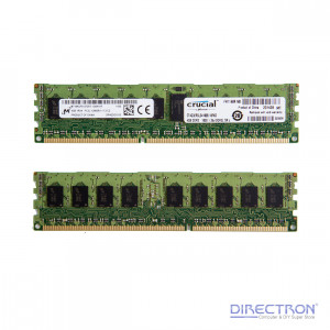 Crucial CT2K4G3ERSLS4160B 8GB(4GBx2) 240-Pin DDR3 1600 (PC3-12800) Dual Channel Server Memory