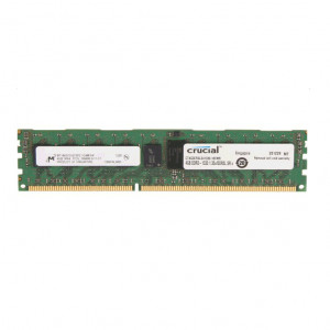 Crucial 4GB 240-Pin DDR3 1333 (PC3-10600) SDRAM Server Memory