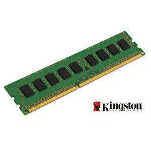Kingston 4GB DDR3 1600MHz (PC3-12800) 240-Pin Desktop Memory Single Rank