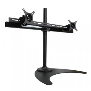 Dyconn Duplex Series Dual TV/Monitor Desk Mount Stand
