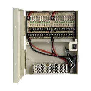 LTS AT1212A-D18 18 Channel CCTV Power Distribution Box