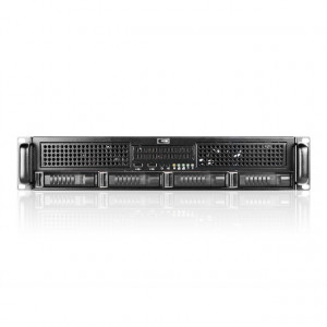iStarUSA E Storm Raid Series 2U 4-Bay E-ATX Storage Server Rackmount Chassis E2M4, 4 x 3.5in Hot-swa